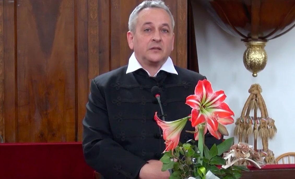 Húsvéti Evangélium a Derecskei Református Templomban