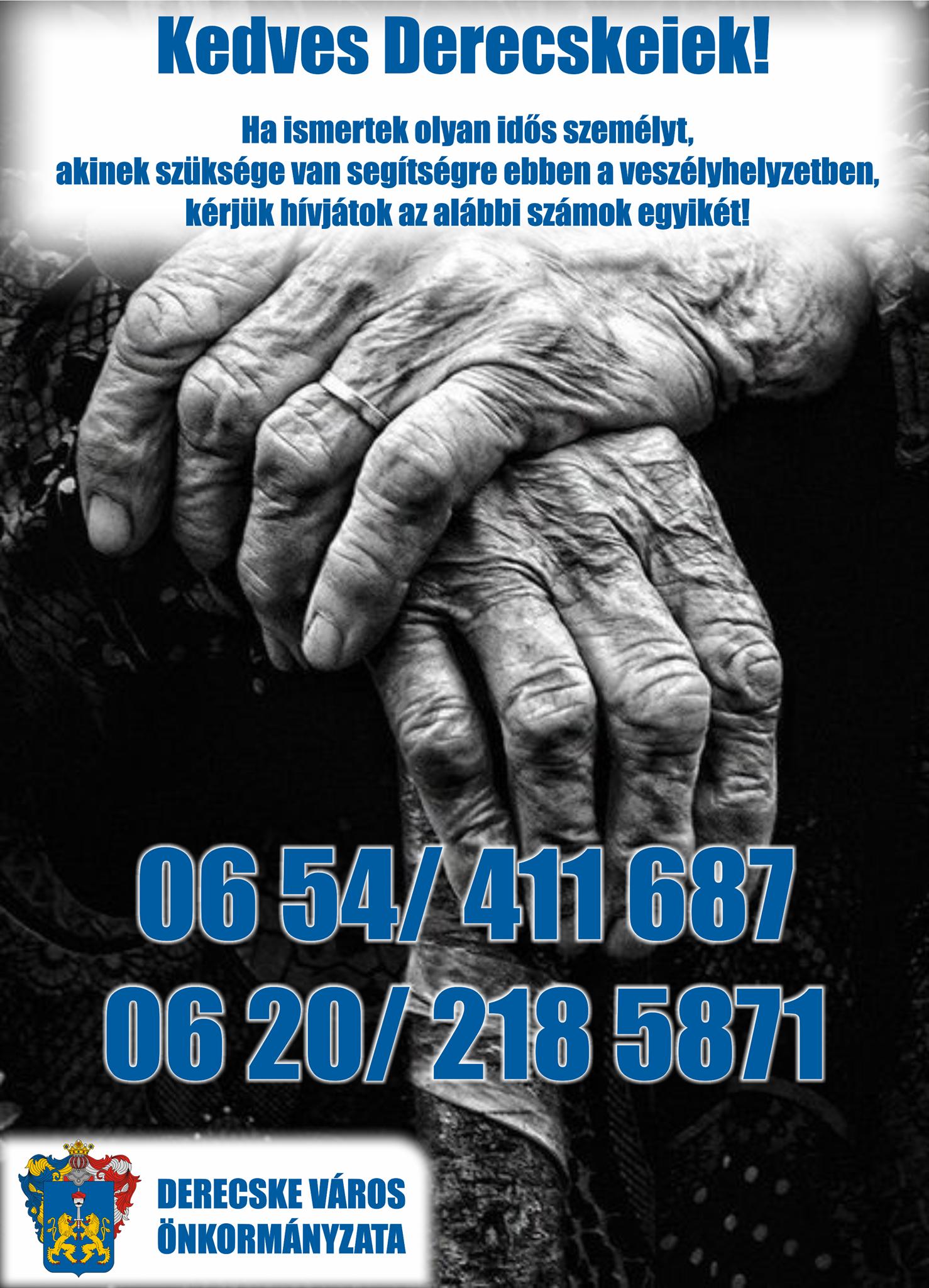 #idősek segítése #vigyázzunk egymásra
