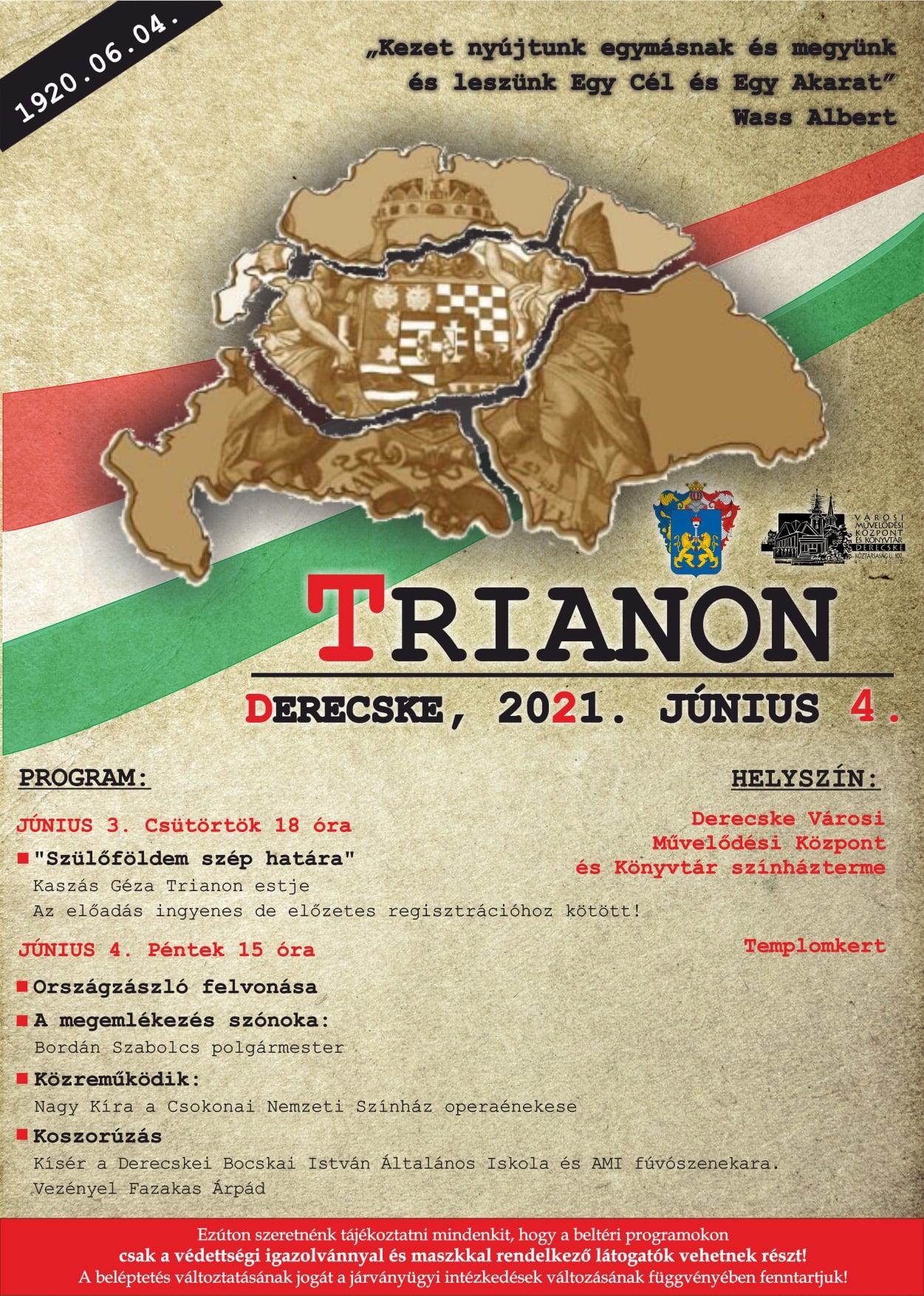 Trianon 2021.