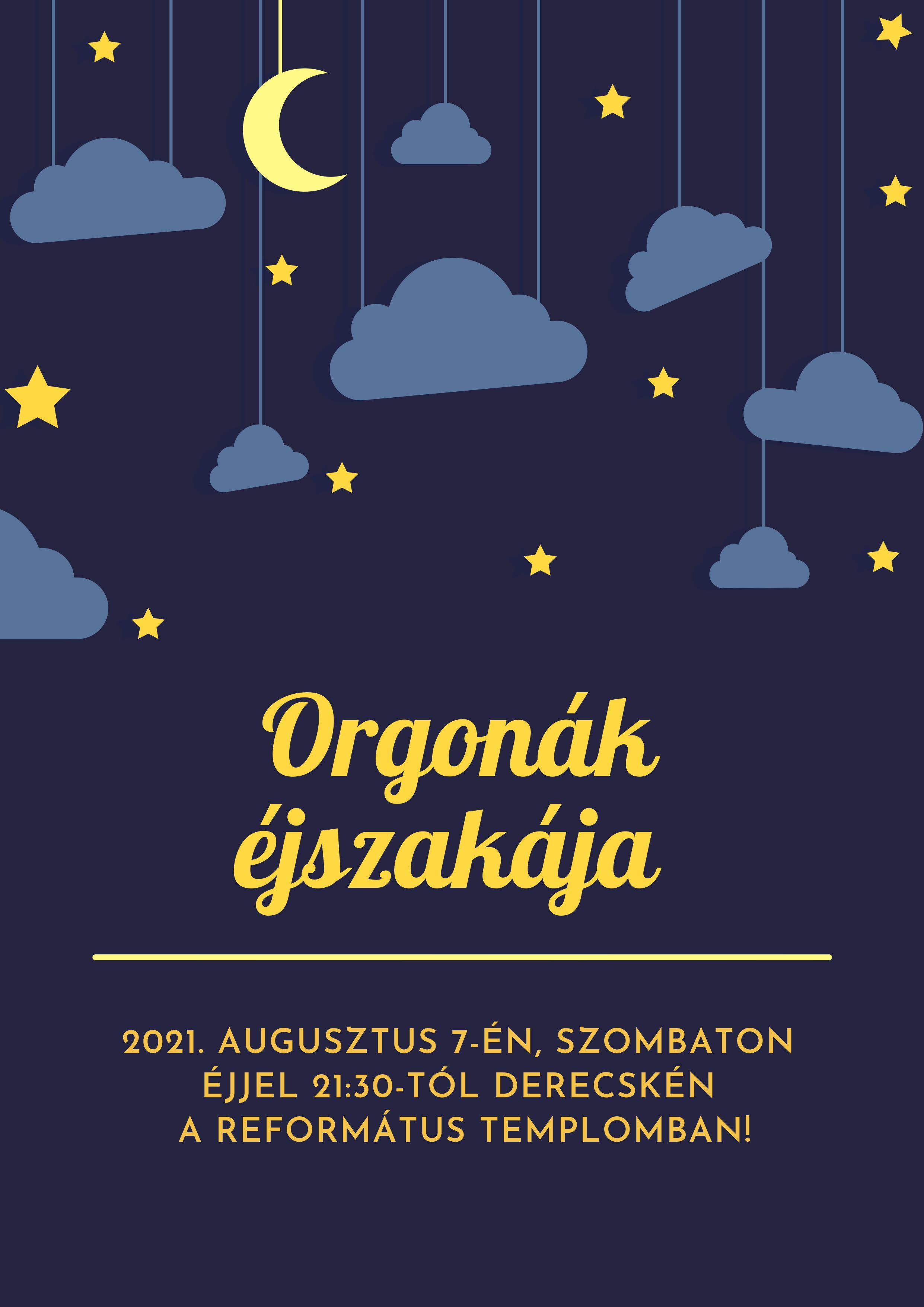 Orgonák éjszakája